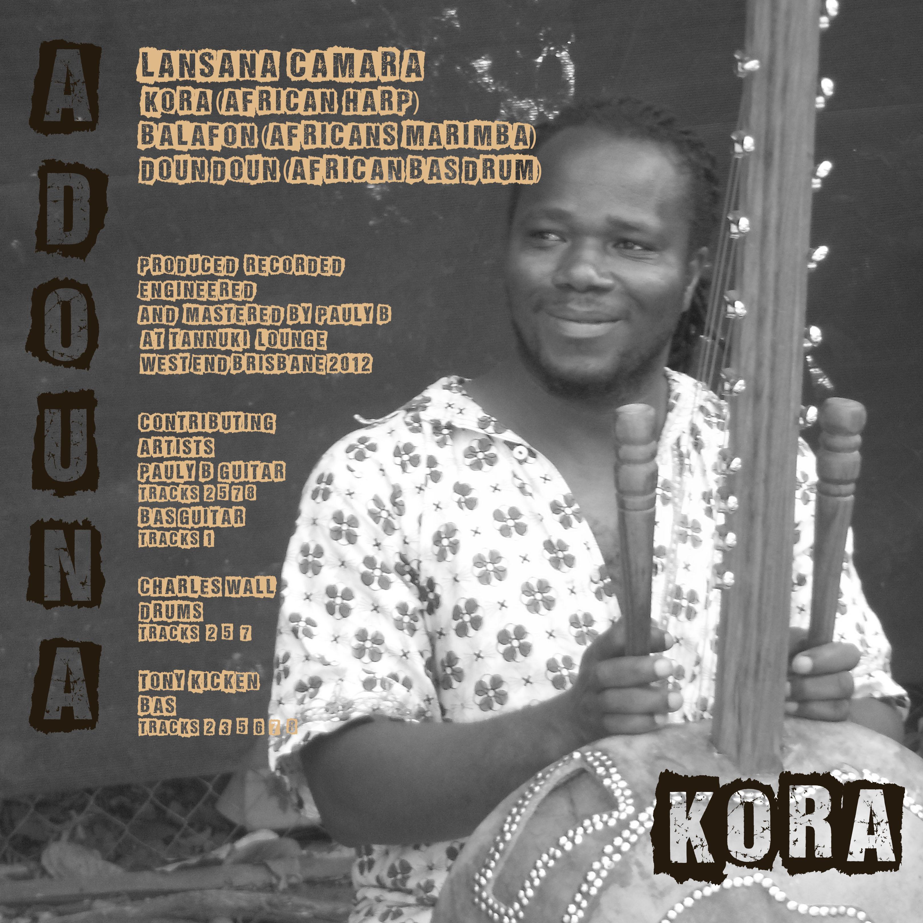 Adouna CD Lansana Camara